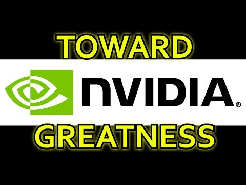 Nvidia - Destined For Greatness - A Financial and Competitive Analysis.