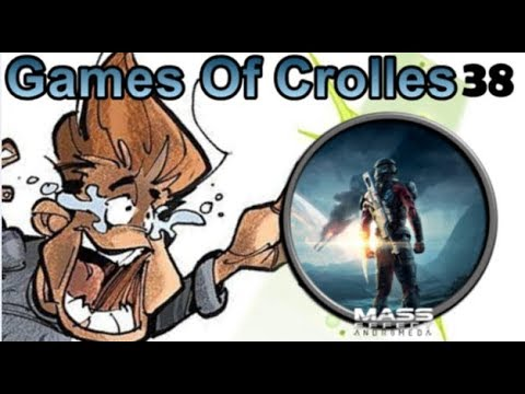 Games Of Crolles - MASS EFFECT Andromeda - Emission 038 - Radio Gresivaudan