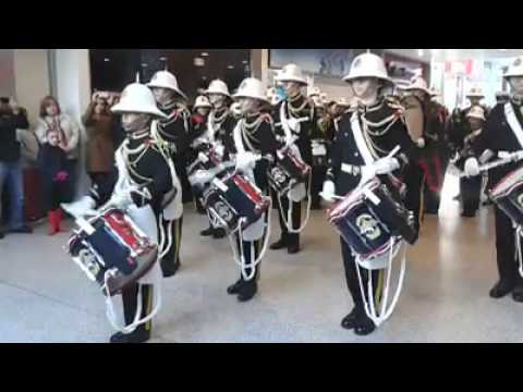 Royal British Legion Band and Corps of Drum Romford Drum Piece