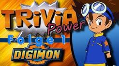 TriviaPower #1:(20 Fakten zu Digimon Adventure) [German]