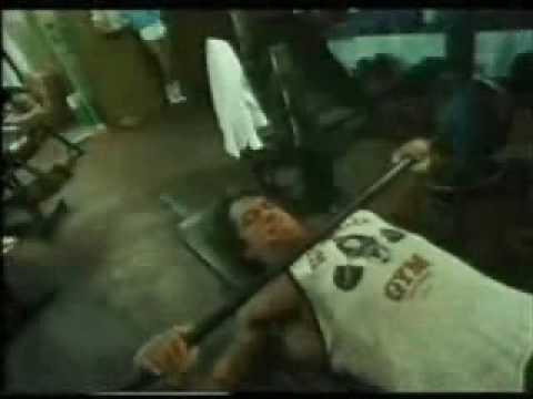 Arnold Schwarzenegger Workout: No Pain No Gain (Scorpions).avi