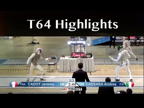 LONG BEACH '17 - Men's Foil - T64 HIGHLIGHTS
