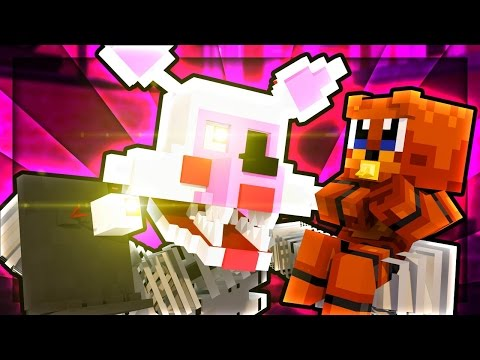 FNAF Who's Your Daddy - MANGLE IS OUR MOMMY!? (Minecraft FNAF Roleplay) #5