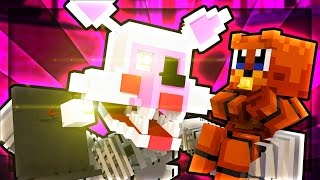 fnaf who s your daddy mangle is our mommy minecraft fnaf roleplay 5