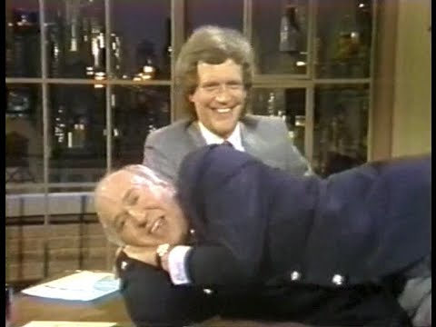 Carl Reiner on Late Night, 1983 Collection