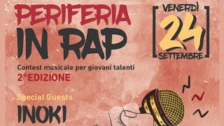 """Seconda edizione del rap contest """"Periferia in rap"""" alla Manifattura Tabacchi di Firenze"""