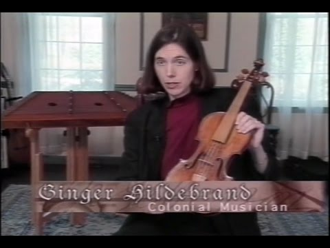 The Musical Side of Thomas Jefferson: Colonial America Violins