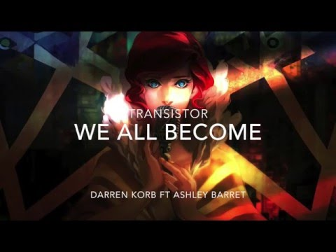 We All Become [Karaoke] - Darren Korb ft. Ashley Barret