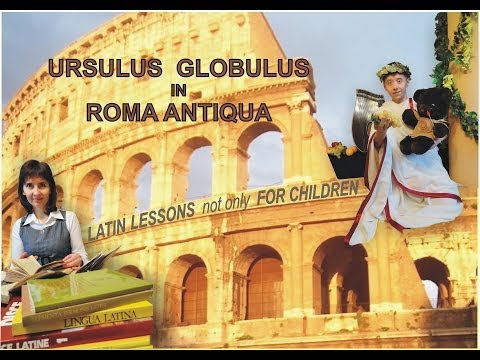 Edu Fun TV-6 LATIN LESSONS NOT ONLY FOR CHILDREN: