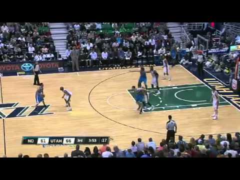 Utah Jazz vs New Orleans Hornets 05.04.13 Full Game Recap NBA Highlights 2013