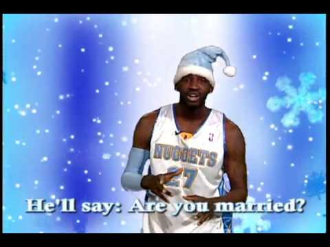 Denver Nuggets Christmas Song: Winter Wonderland