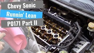 chevy-sonic-running-lean-p0171-part-ii