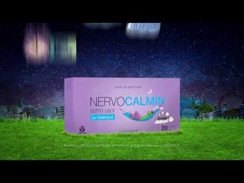Nervocalmin somn usor