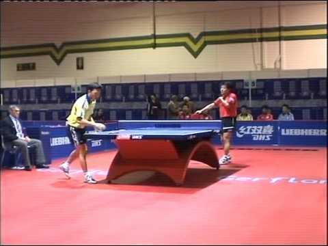 Yang Min Vs Zhou (JPN) world championship 2004