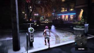 Infamous First Light part 1