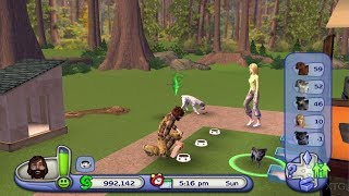 The Sims 2: Pets Wii Gameplay HD (Dolphin Emulator)