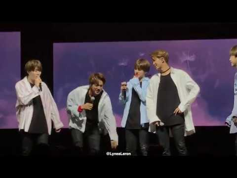 170526 BTS Wings Tour In Sydney - Jin is worldwide handsome