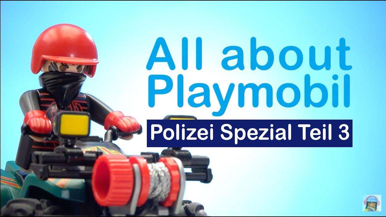 3 playmobil film  neue playmobil polizei 2016  new