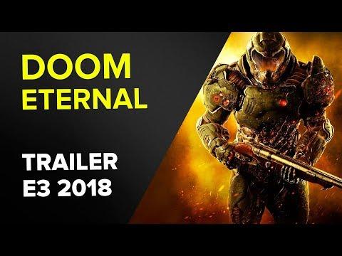 DOOM ETERNAL– TRAILER OFICIAL - E3 2018
