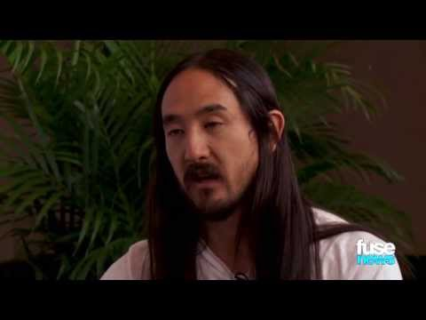 Steve Aoki on Caking, Stunts & DJ AM's Influence - Electric Daisy Carnival 2013
