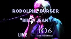 Rodolphe Burger - Billie Jean - Live #Le106 #Rouen