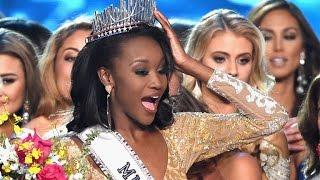 Miss District of Columbia Deshauna Barber Is Miss USA 2016!