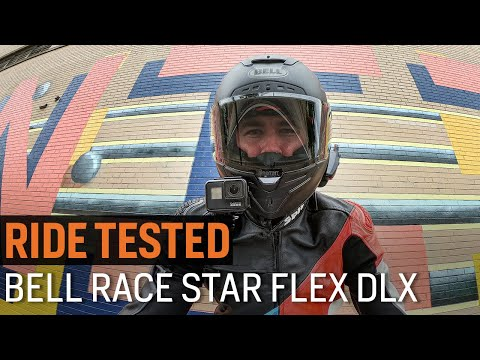 Thumbnail for Ride Tested: Bell Race Star Flex Dlx Helmet