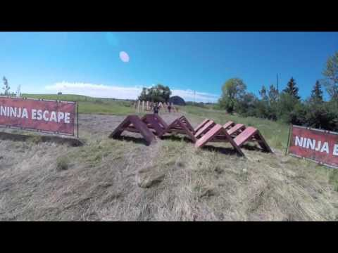 Rugged Maniac 2016 - Calgary, Alberta  (Mobile Version w/o Music)