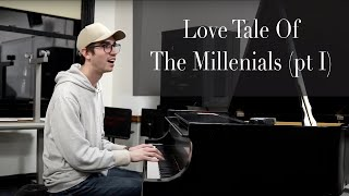 LOVE TALE OF THE MILlENNIALS (PT 1) // Sound Poets