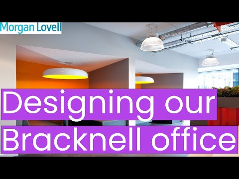 Designing Our Bracknell Office - Morgan Lovell