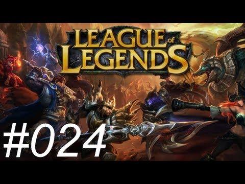 Let's Battle League of Legends #024 [Deutsch/HD] - Fuß-Flaschen-Angeln