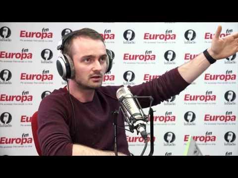 Mikey Hash La Radio cu Andreea Esca