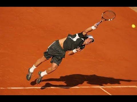 Nicolás Massú vs Roger Federer - 2006 Roland Garros R32 (FULL)