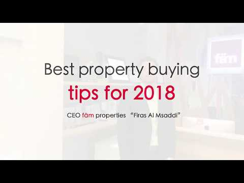 Best Dubai Property Buying tips for 2018