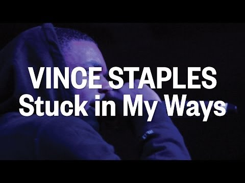 Vince Staples Stuck In My Ways Live at The FADER Fort Presented by Converse