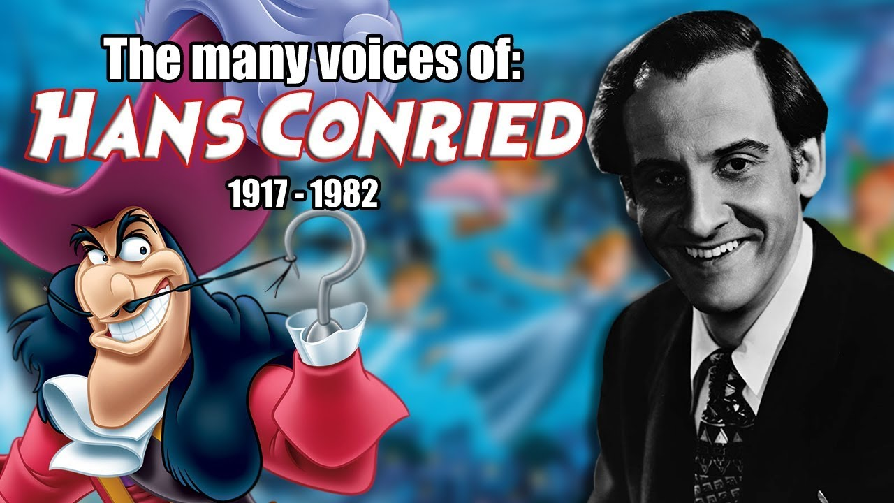 Hans Conried snidely whiplash