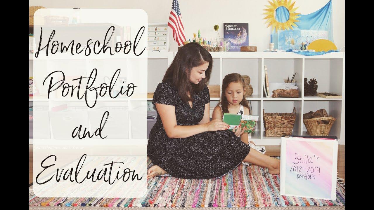 How to: Homeschool Portfolio | Our Florida Homeschool ...