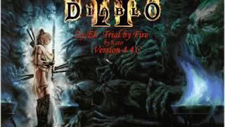 Diablo 2 Zy El  Часть 1 Кровавое болото Волшебница Кач и Фарм!!!