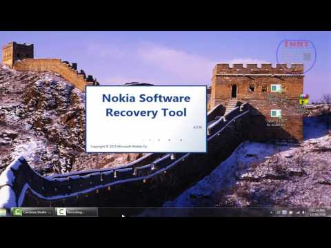 nokia software recovery tool 0x80070002