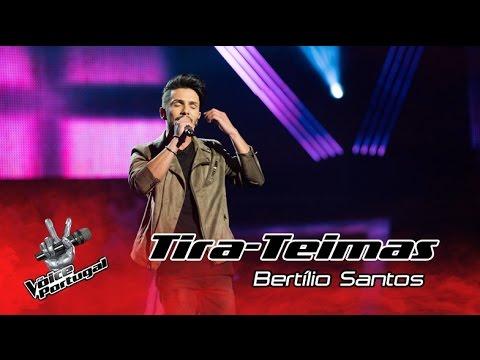 Bertílio Santos – Love On The Brain | Tira-Teimas | The Voice Portugal