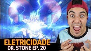 OLHA ONDE ESSE ANIME ESTÁ CHEGANDO! - Dr. Stone Ep. 20 - Fred | Anime Whatever