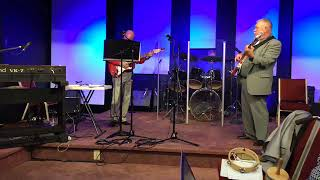 Pastor Kenneth Hulsey  @  Waves Of Glory Worship