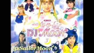 ♫Sailor Moon~DJ Moon 3♫~14  Sailor Senshi Vs  Shitennou BGM 2