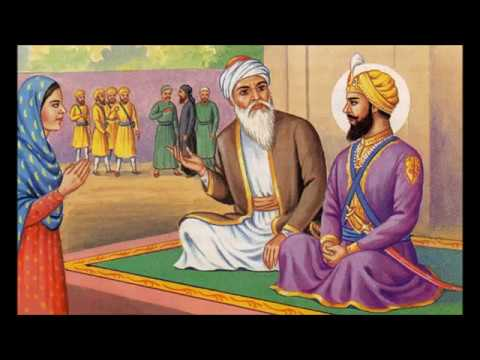 5) ਬੀਬੀ ਕੌਲਾਂ Bibi Kaulaan (Guru Har Gobind Sahibji)