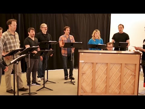 The Broadway.com Show: ASSASSINS in Rehearsal, Starring Steven Pasquale