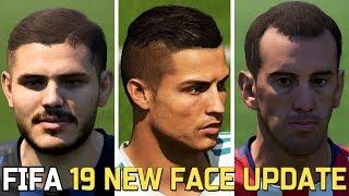 FIFA 19 | NEW FACE UPDATE | ( NOVEMBER UPDATE )