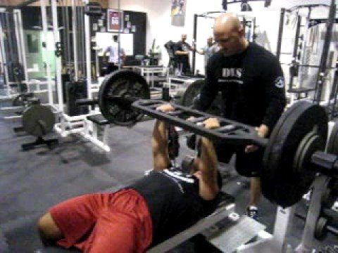 "DeFrancosTraining.com - EliteFTS Swiss Bar ""666 Press"""