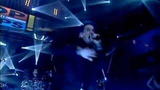 Linkin Park Live - Papercut Top Of The Pops 2001
