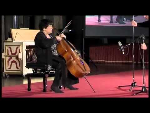 Natalia Gutman, World Bach-Fest