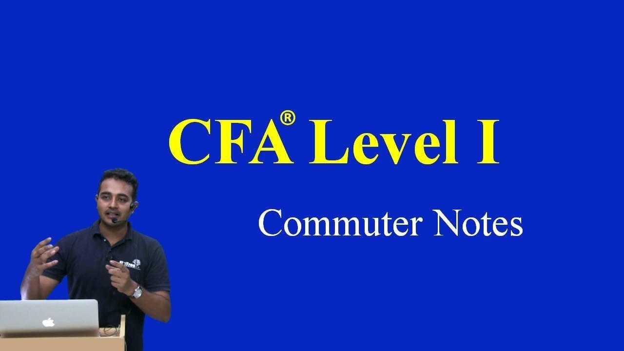 2018 CFA® Curriculum Changes - FinTree India, Pune